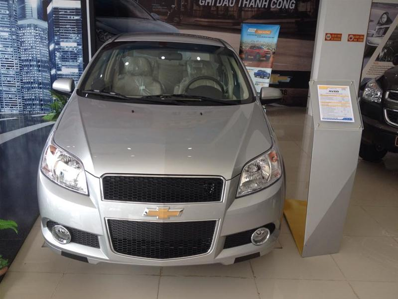 Chevrolet Aveo Giá cả hợp lý, hỗ trợ nhân dịp cuối năm