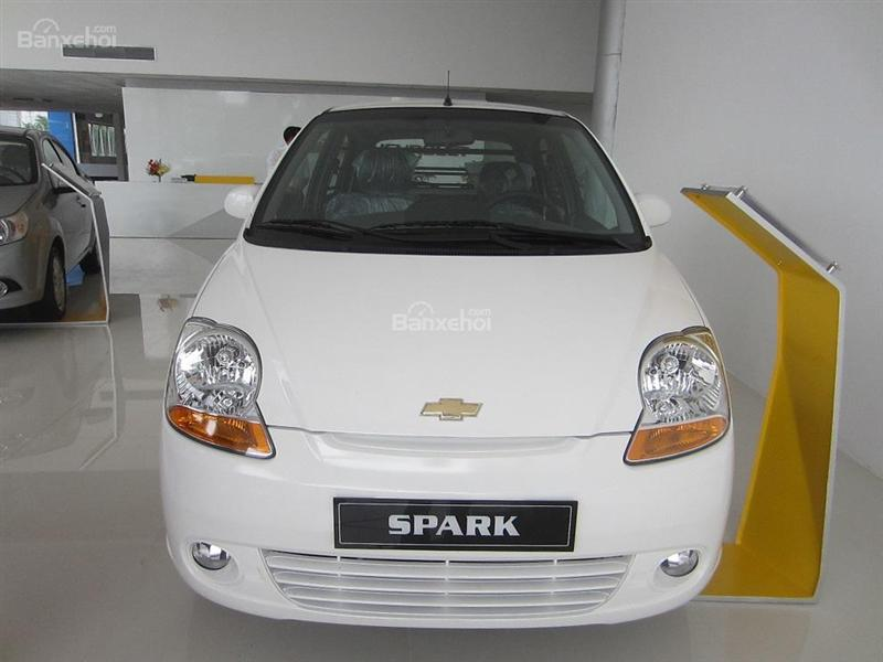 Chevrolet Spark Van giá nhiều ưu đãi, khuyến mại lớn