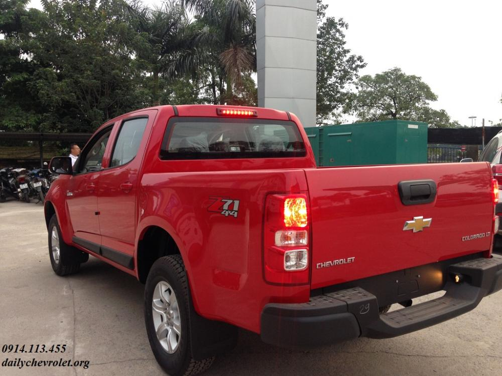 Chevrolet Colorado đời 2018, nhập khẩu nguyên chiếc, giá bán thỏa thuận, mua trả góp chỉ từ 150 triệu