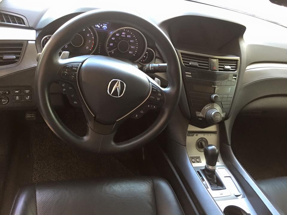 Cần bán Acura ZDX đời 2010, màu trắng, nhập khẩu số tự động