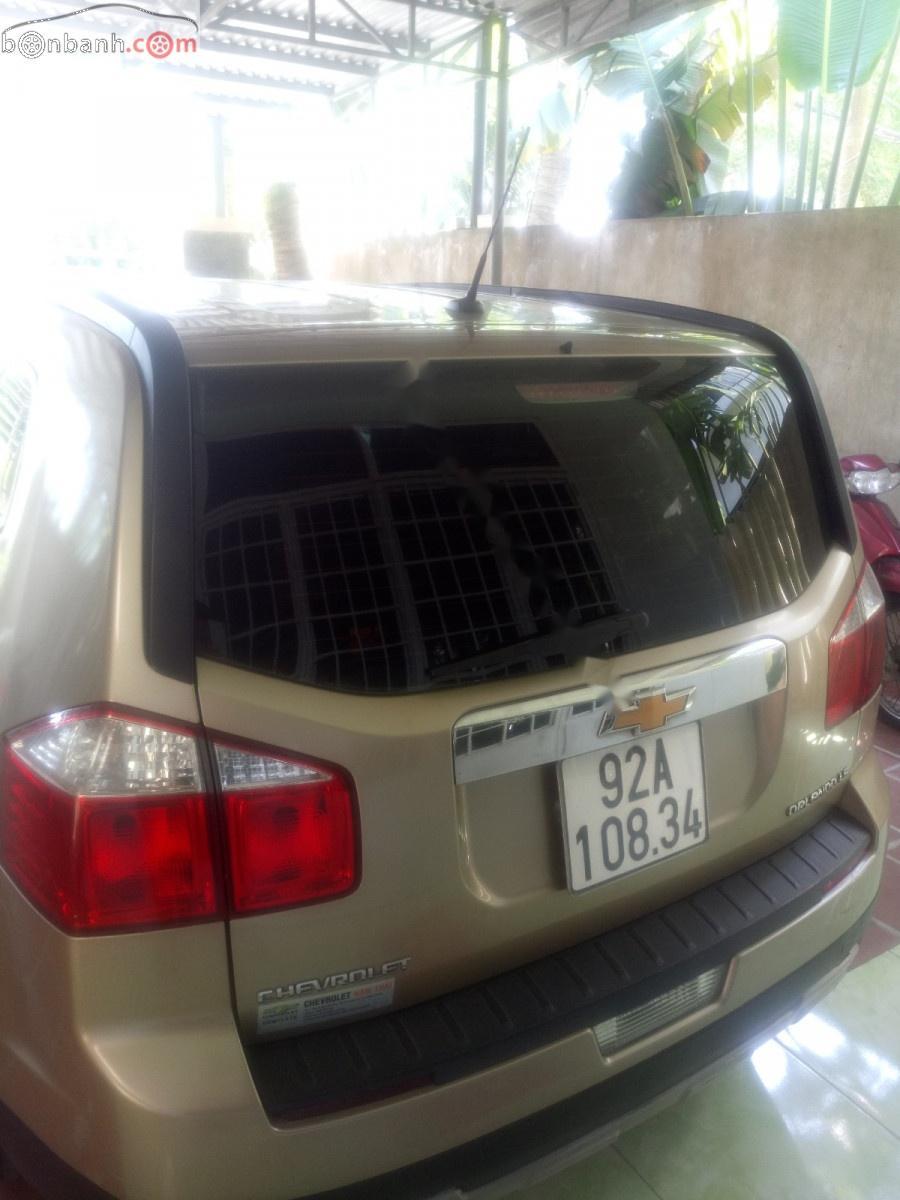 Bán xe cũ Chevrolet Orlando LTZ đời 2011, xe nhập, giá tốt