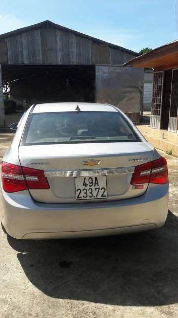 Ít đi cần bán Chevrolet Cruze sản xuất năm 2011, màu bạc