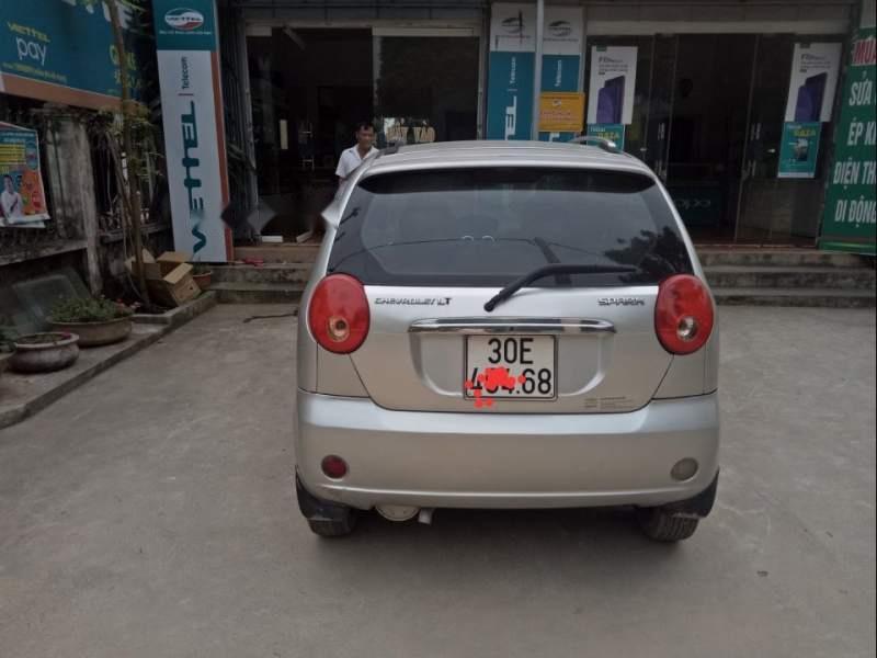 Bán xe Chevrolet Spark đời 2010, màu bạc, giá chỉ 105 triệu