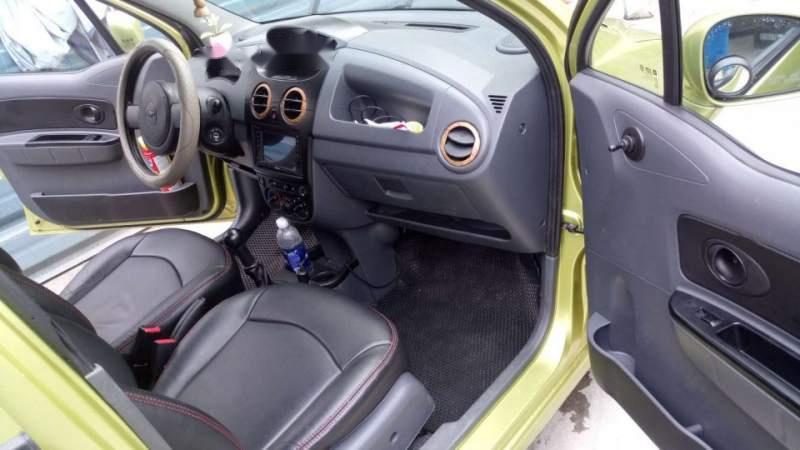 Bán xe Chevrolet Spark sản xuất 2009, màu xanh lục, nhập khẩu