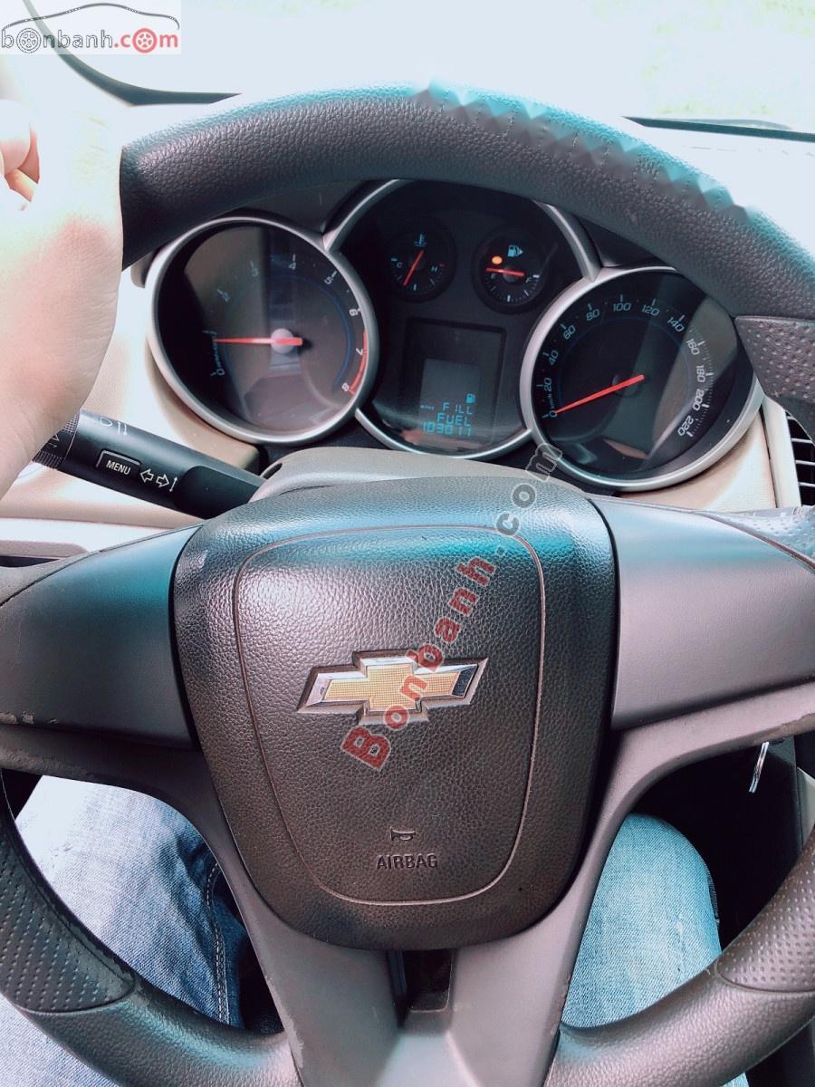 Bán ô tô Chevrolet Cruze sản xuất 2011, màu trắng