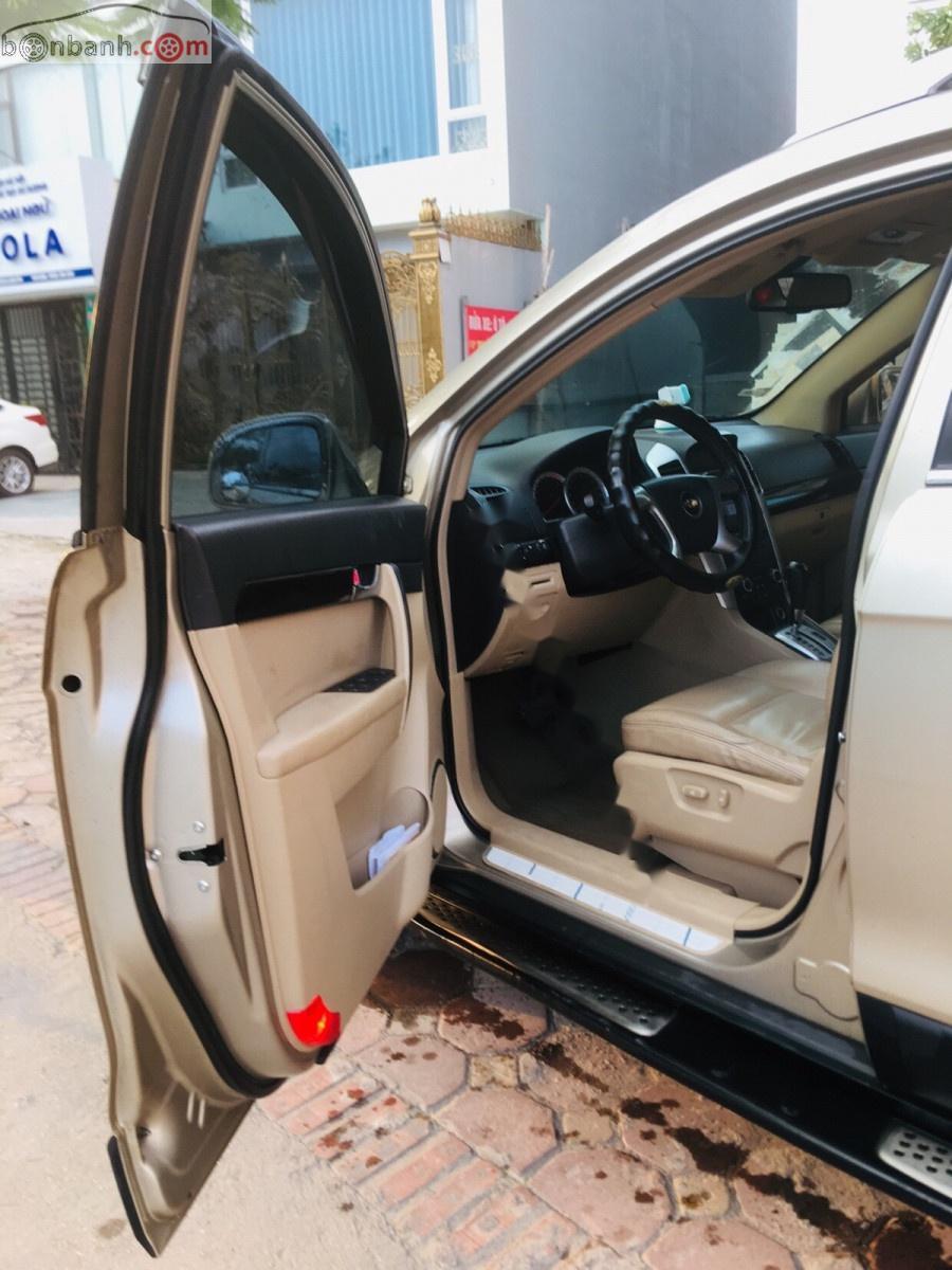 Bán xe Chevrolet Captiva năm sản xuất 2007 chính chủ giá cạnh tranh