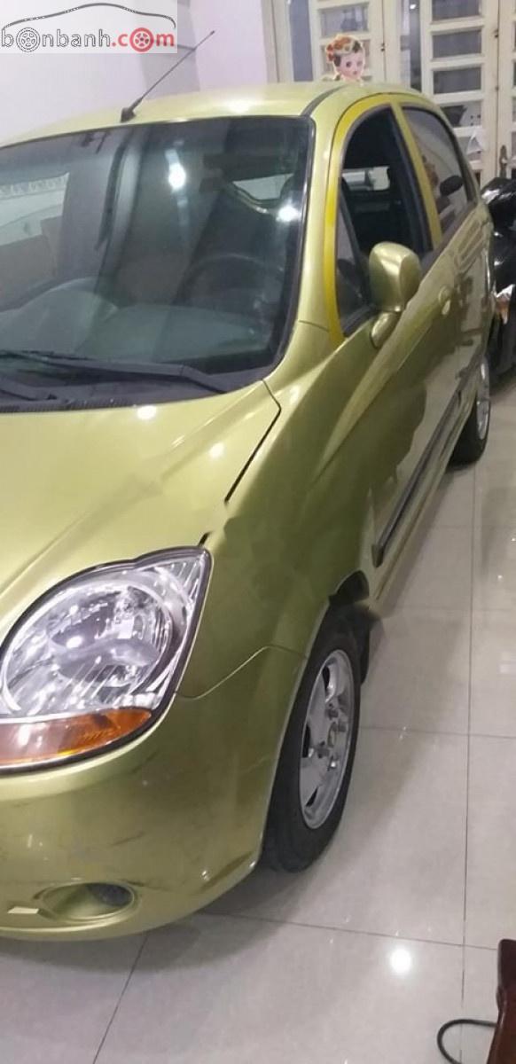 Bán ô tô Chevrolet Spark Van 2009, chính chủ