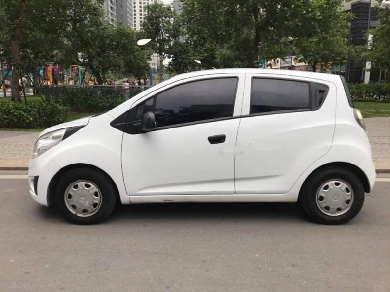 Bán Chevrolet Spark Van nhập khẩu số tự động, Đk 2013, màu trắng chính chủ sử dụng