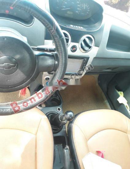 Cần bán lại xe Chevrolet Spark 2009, màu xanh lục