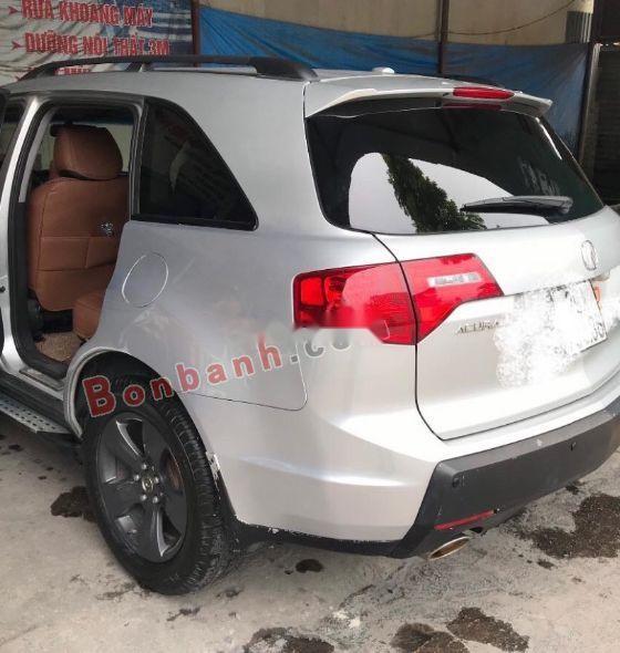 Bán ô tô Acura MDX 2009, màu bạc ít sử dụng, giá chỉ 695 triệu