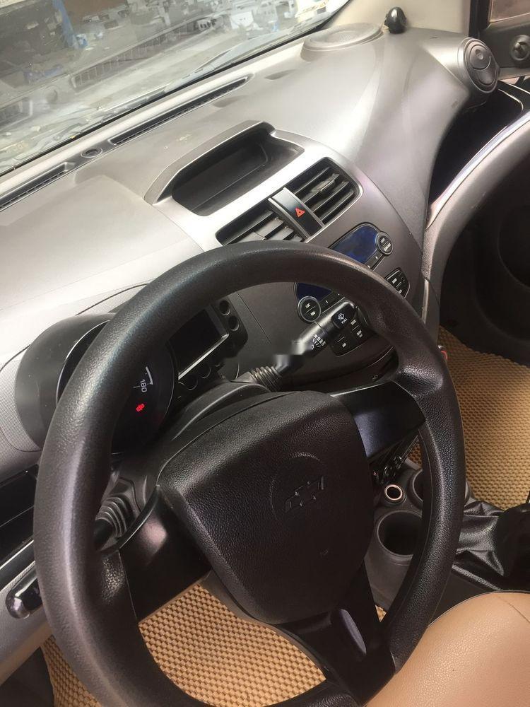 Bán ô tô Chevrolet Spark MT năm 2012, màu bạc, nhập khẩu