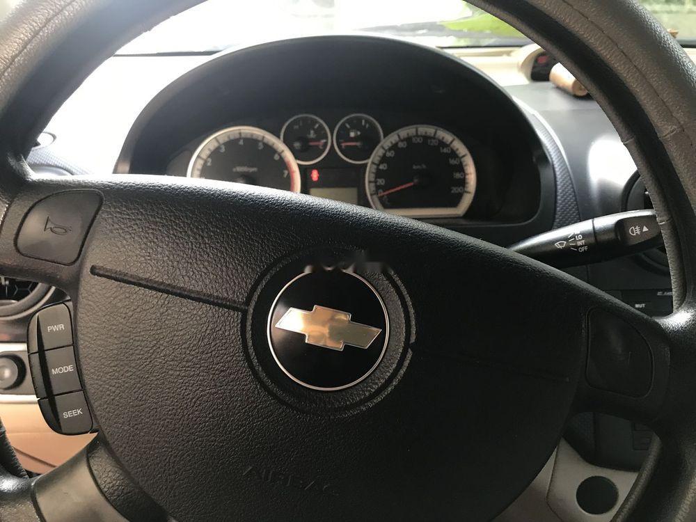 Bán Chevrolet Aveo đời 2015, màu đen chính chủ