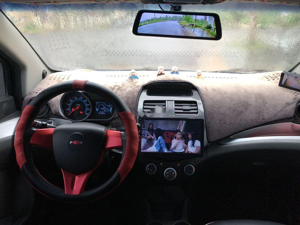 Bán ô tô Chevrolet Spark năm 2016, màu trắng, nhập khẩu nguyên chiếc chính chủ, 258tr