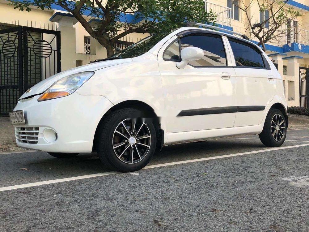 Bán xe Chevrolet Spark đời 2010, màu trắng, nhập khẩu