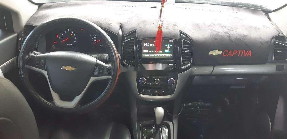 Bán Chevrolet Captiva đời 2018, màu trắng, xe nhập, 400tr