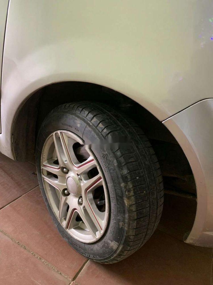 Chính chủ bán Chevrolet Spark đời 2012, màu bạc, giá chỉ 115 triệu