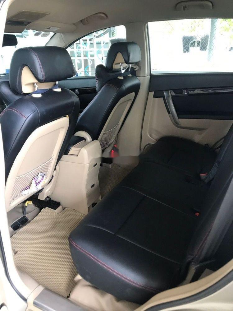 Cần bán lại xe Chevrolet Captiva MT đời 2007 xe gia đình