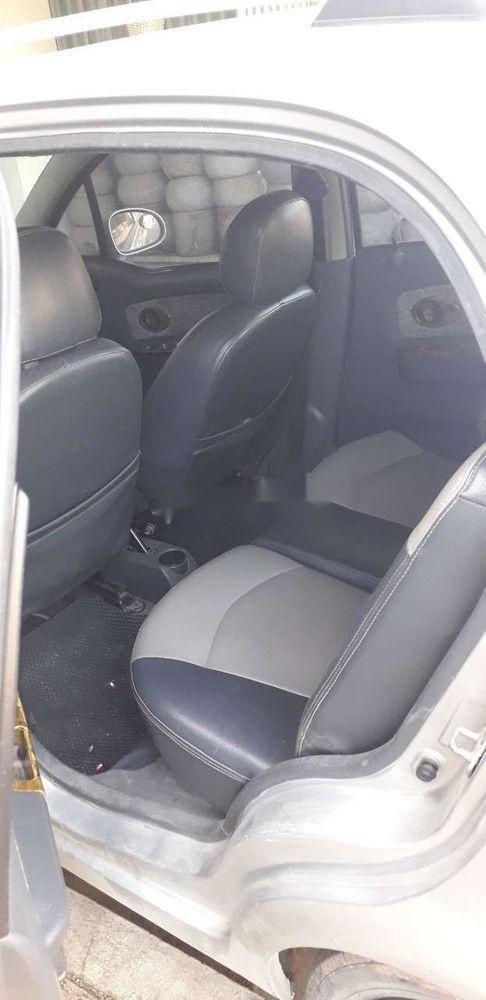 Cần bán xe Chevrolet Spark đời 2008, màu bạc xe nguyên bản