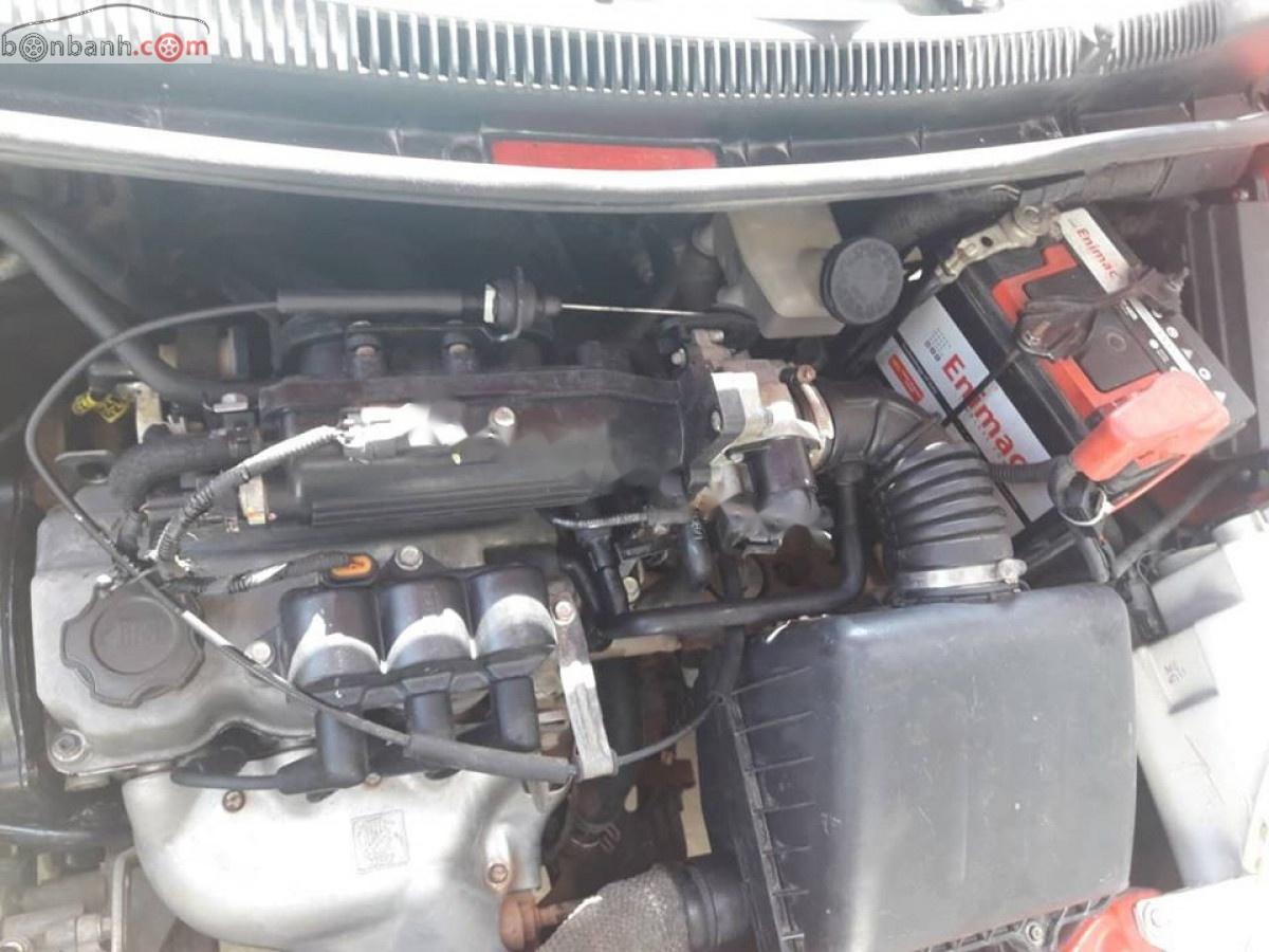 Bán Chevrolet Spark 2015, màu đỏ