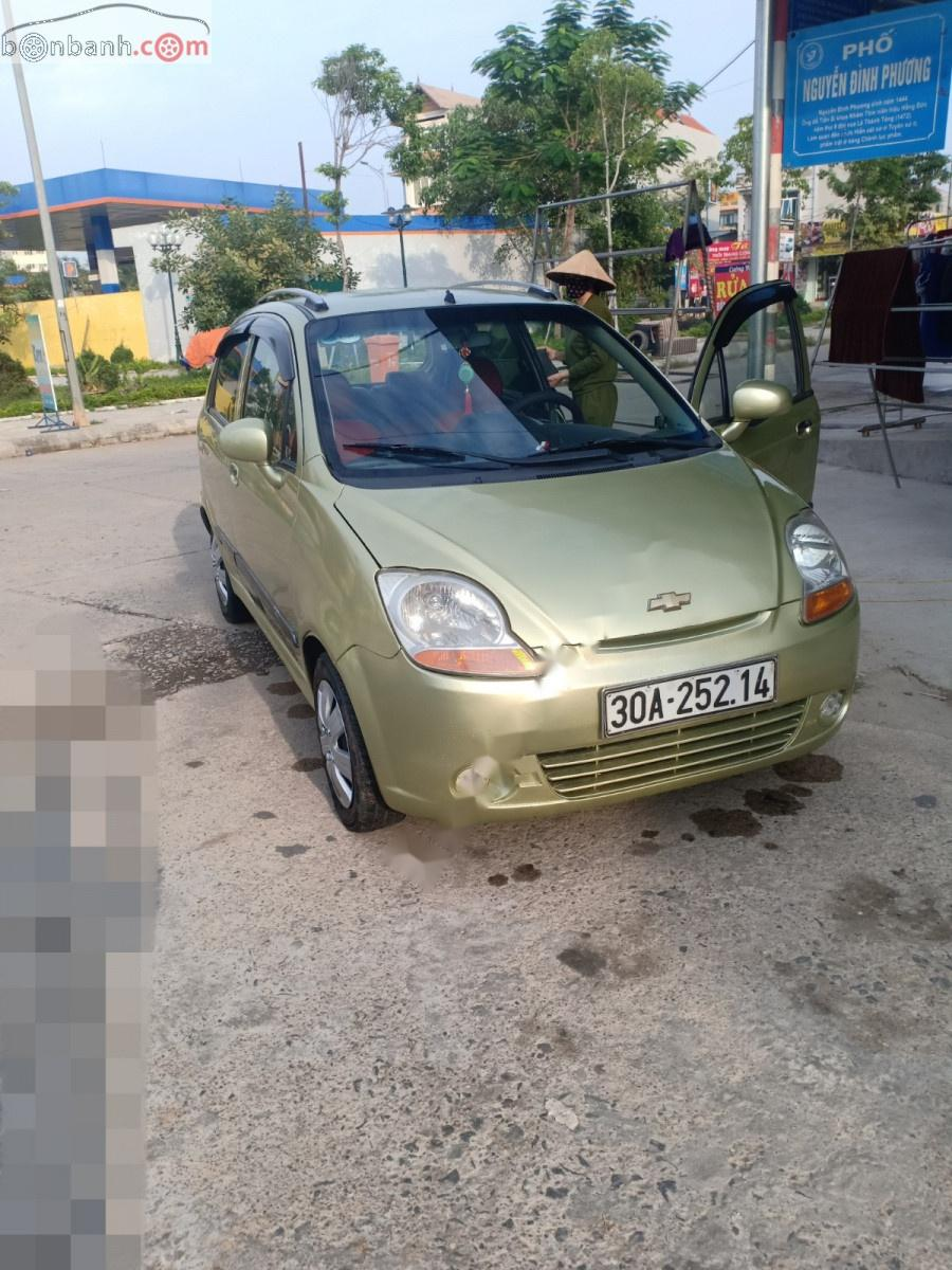 Bán Chevrolet Spark MT sản xuất 2009