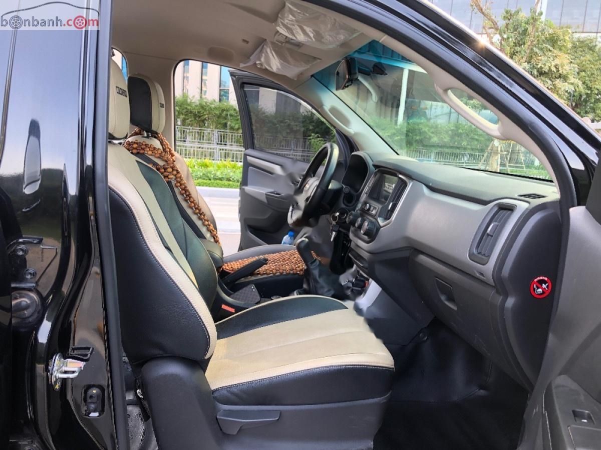 Cần bán lại xe Chevrolet Colorado năm sản xuất 2018, màu đen, xe nhập chính hãng