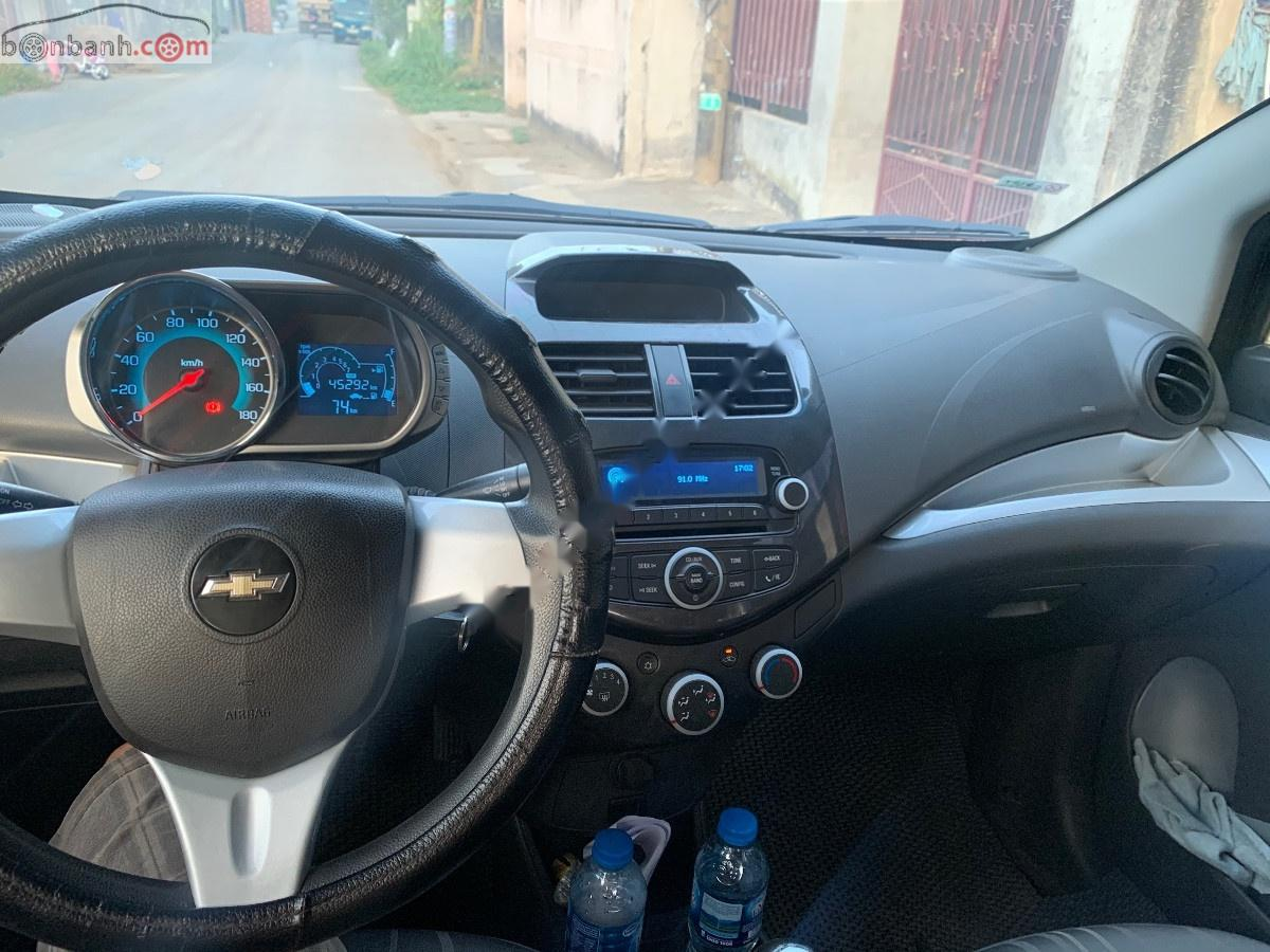 Bán Chevrolet Spark đời 2016, màu xanh lam