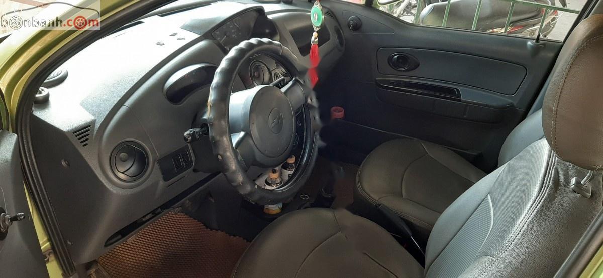 Cần bán lại xe Chevrolet Spark năm 2008, màu xanh lam, nhập khẩu nguyên chiếc