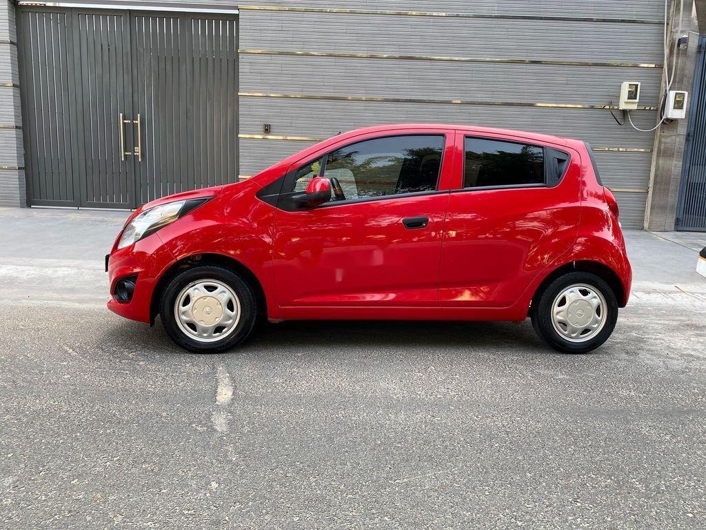 Bán Chevrolet Spark sản xuất năm 2014, màu đỏ