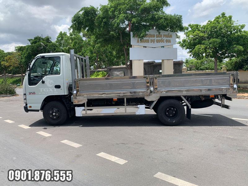 Xe tải Isuzu QKR270 trả trước 20% nhận xe ngay