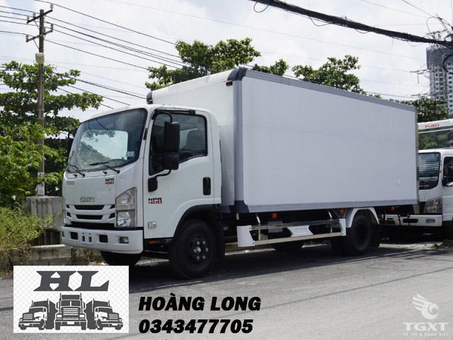 Xe tải ISUZU 3T5 thùng bảo ôn - Trả trước chỉ 20%