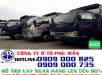 Xe tải Jac 2.4T uy tín chất lượng trên thị trường- Đại lý tại tphcm giá 255 triệu tại Tp.HCM
