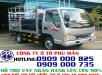 Xe tải Jac 2.4T thùng mui bạc đời mới 2018 giá cực rẻ - Mua xe tai tra gop giá 255 triệu tại Tp.HCM