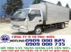 Xe tải Jac 2T4, chạy vào thành phố giờ cấm giá 255 triệu tại Tp.HCM