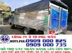 Xe tải nhẹ JAC X125 tải trọng 1,25 tấn-Jac 1.25 tấn- Xe tải Jac 1T25 giá 297 triệu tại Tp.HCM