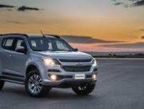 Đánh giá xe Chevrolet Trailblazer 2018: Mẫu SUV hầm hố, cao cấp nhất