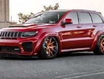 Jeep Grand Cherokee SRT8 độ mạnh lên 1.200 mã lực, gấp đôi Lamborghini Urus