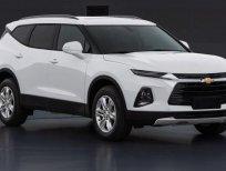 Chevrolet Blazer chuẩn bị ra mắt vào tuần sau, thách đấu với Toyota Fortuner