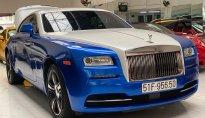 Rolls-Royce Wraith được đại gia Việt độ theo phong cách Trung Đông rất chất