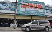 Bán ô tô Chevrolet Venture đời 2004, màu bạc, nhập khẩu giá 259 triệu tại Hà Nội