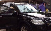 Bán xe Chevrolet Captiva LT đời 2007, màu đen giá 345 triệu tại Hà Nội