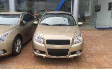 Chevrolet Aveo AT đời 2016, màu vàng cát, liên hệ 0933.47.13.12 -Ms. Uyên Chevrolet để được hỗ trợ và nhận giá ưu đãi giá 481 triệu tại Bến Tre