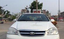 Cần bán lại xe Daewoo Lacetti EX đời 2007, màu trắng như mới giá 242 triệu tại Bắc Giang