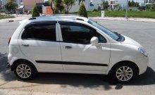 Bán Chevrolet Spark LS đời 2009, màu trắng số sàn  giá 175 triệu tại Tp.HCM
