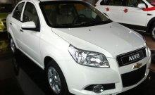 Chevrolet Aveo LTZ 1.4L màu trắng, mua xe trả góp, lãi suất ưu đãi- LH: 090.102.7102 Huyền Chevrolet giá 495 triệu tại Bến Tre