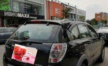 Bán xe Chevrolet Captiva 2.4 Maxx 2009, màu đen giá 425 triệu tại Quảng Ngãi