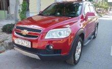 Cần bán xe Chevrolet Captiva số sàn, màu đỏ, Sx 2007, đăng ký lần đầu 2008 giá 297 triệu tại Quảng Trị