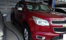 Bán ô tô Chevrolet Colorado LTZ 2 cầu số sàn đời 2015, màu đỏ, nhập khẩu giá 475 triệu tại Đồng Nai