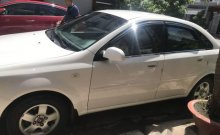 Bán Chevrolet Lacetti ex xe zin màu trắng đời 2006, màu trắng giá 219 triệu tại Tp.HCM