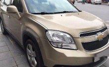 Cần bán lại xe Chevrolet Orlando LTZ 2015, màu vàng cát giá 445 triệu tại Tp.HCM