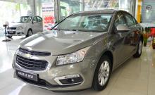 Chevrolet Cruze LT, ưu đãi 60 triệu, trả trước 10%, LH Nhung 0907148849 giá 589 triệu tại Bạc Liêu